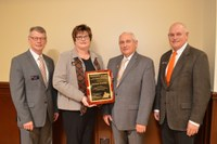 Custer County's Radonna Sawatzky named 2018 Distinguished Educator recipient by Oklahoma Cooperative Extension Service