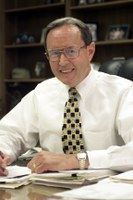 Former DASNR Dean and Director Sam E. Curl passes