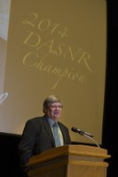 OSU honors Rodd Moesel with its DASNR Champion award