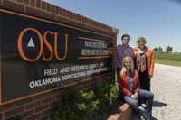 OSU to open new Lahoma research station facility in honor of Raymond Sidwell on May 13