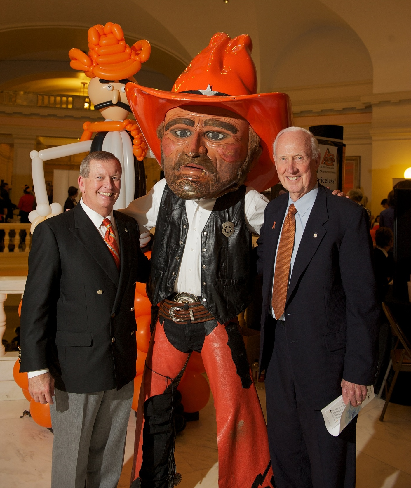 OSU's Gary Sherrer: A life well lived in service to others