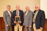 Pittsburg County 4-H Educator Gregory Owen honored by Oklahoma Cooperative Extension Service
