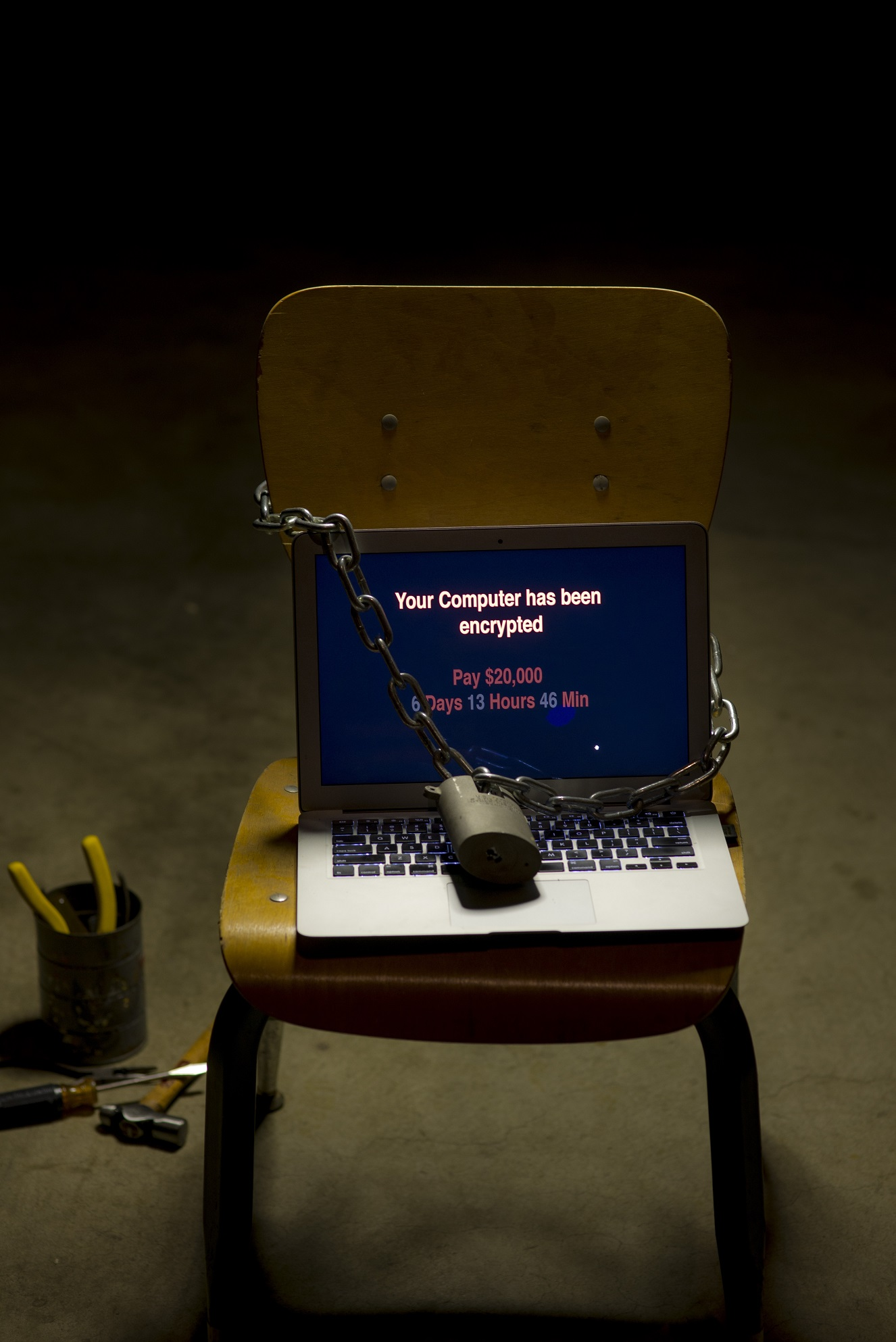 Ransomware an 'equal-opportunity extortion attempt'