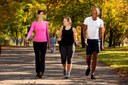 A walk a day can help keep the doctor away