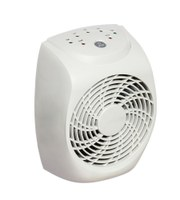 Be safe when using electric space heaters