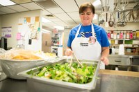 Oklahoma school nutrition professionals earn a chance to work with trained chef