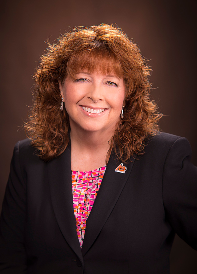 Clary recognized for completion of Food Systems Leadership Institute Executive Leadership Program
