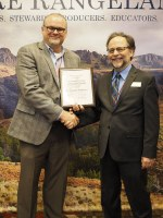 Fuhlendorf honored with Sustained Lifetime Achievement Award from Society for Range Management