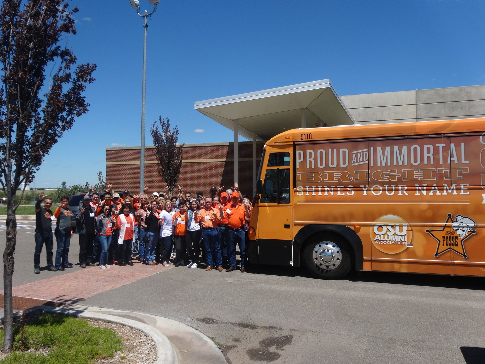 OSU faculty and friends tour NW Oklahoma