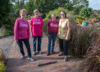 Garden ambassadors recognized for two decades of service