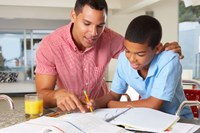 Parents and students should make homework a priority