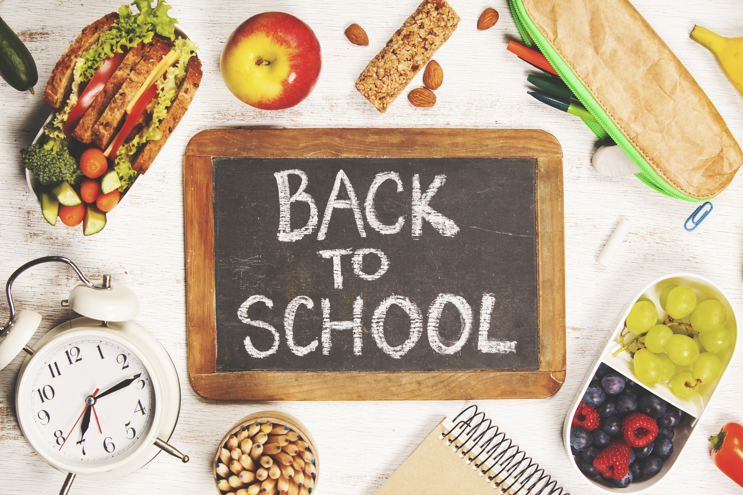 Tips for packing safe school lunches