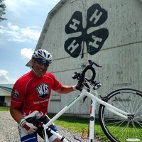 Biggest Loser finalist to visit OSU as part of cross-country bike ride