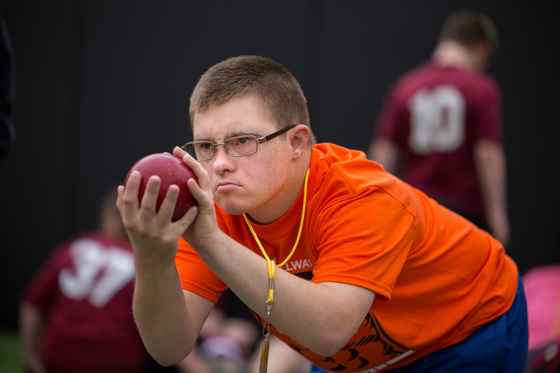 Special Olympics extra special for 'family' with major OSU ties